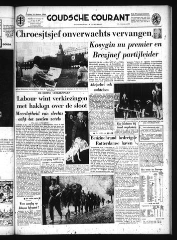 Goudsche Courant 1964-10-16