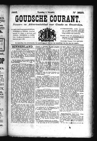 Goudsche Courant 1887-11-09