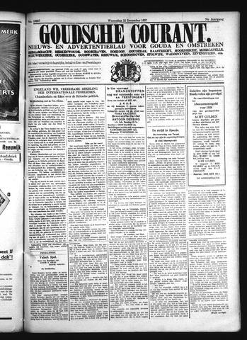 Goudsche Courant 1937-12-22