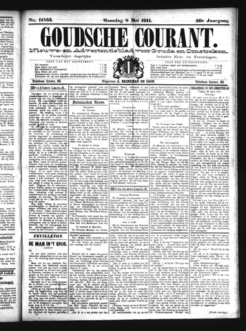 Goudsche Courant 1911-05-08