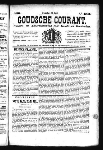 Goudsche Courant 1890-04-23