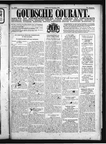 Goudsche Courant 1939-12-22