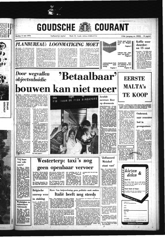 Goudsche Courant 1976-05-11