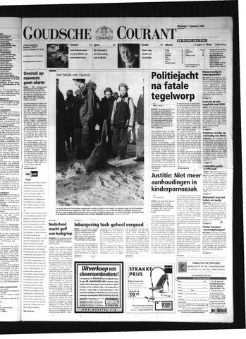 Goudsche Courant 2005-01-11