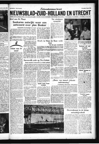 Schoonhovensche Courant 1962-06-20