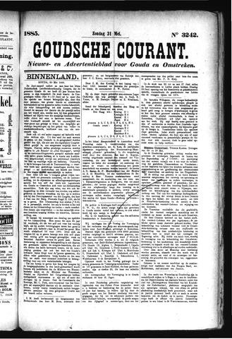 Goudsche Courant 1885-05-31