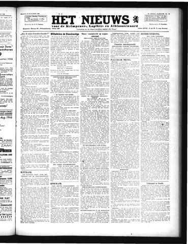 Schoonhovensche Courant 1946-08-30