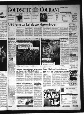 Goudsche Courant 2004-05-04