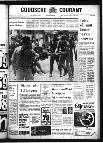 Goudsche Courant 1974-01-17
