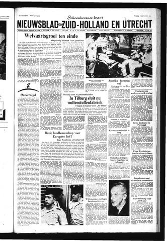 Schoonhovensche Courant 1966-09-09