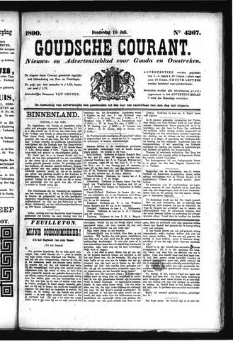 Goudsche Courant 1890-07-10