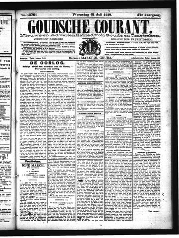 Goudsche Courant 1918-07-31