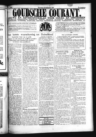 Goudsche Courant 1938-09-28