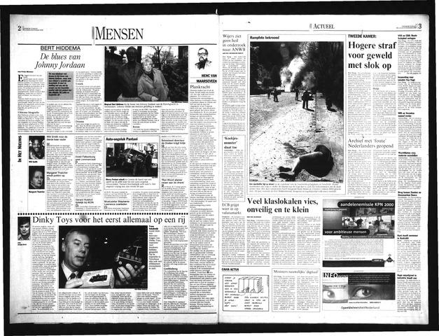 Goudsche Courant 2000-11-06