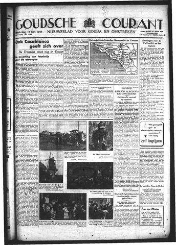 Goudsche Courant 1942-11-12