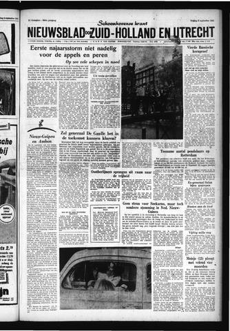 Schoonhovensche Courant 1961-09-08