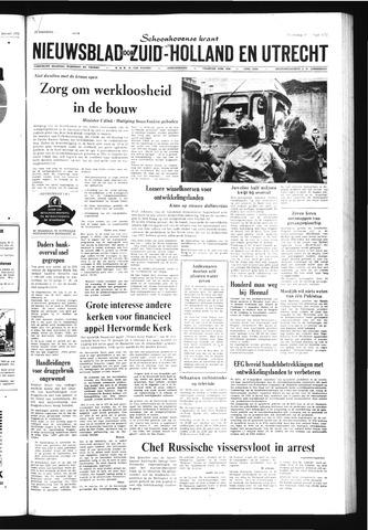 Schoonhovensche Courant 1972-01-19
