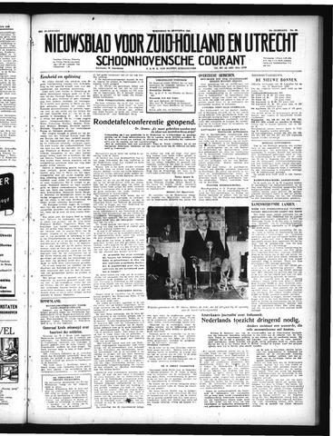 Schoonhovensche Courant 1949-08-24