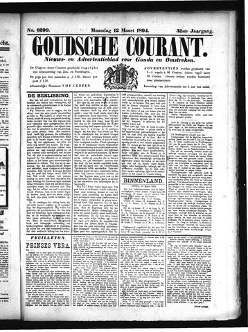 Goudsche Courant 1894-03-12