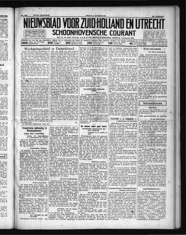 Schoonhovensche Courant 1938-08-05