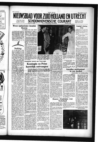 Schoonhovensche Courant 1953-05-08