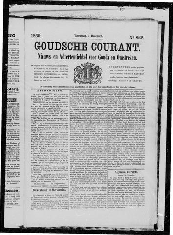 Goudsche Courant 1869-12-01