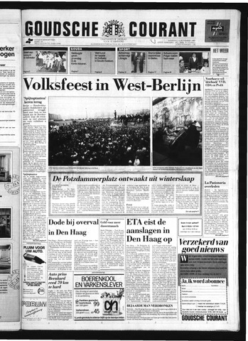 Goudsche Courant 1989-11-13