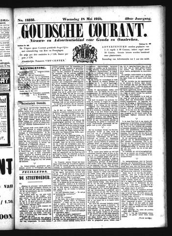 Goudsche Courant 1910-05-18