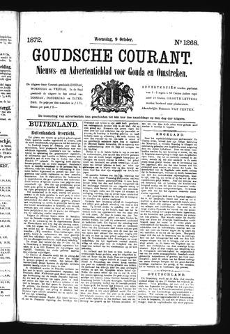 Goudsche Courant 1872-10-09
