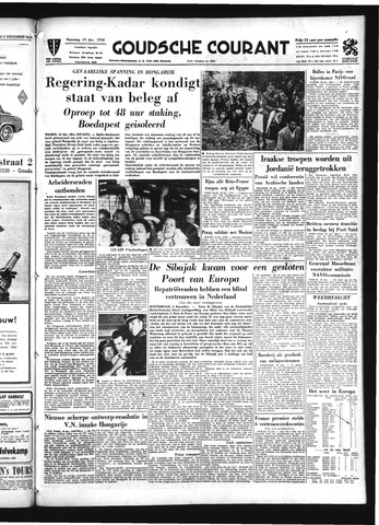 Goudsche Courant 1956-12-10