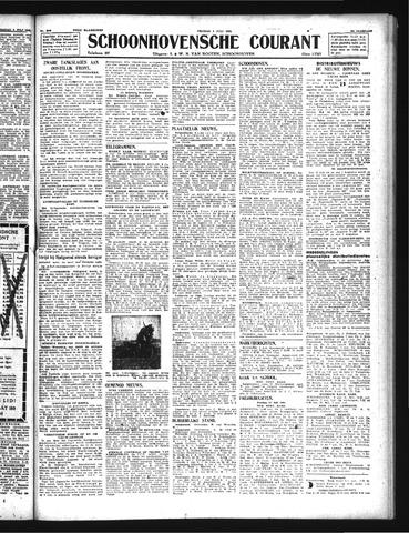 Schoonhovensche Courant 1943-07-09