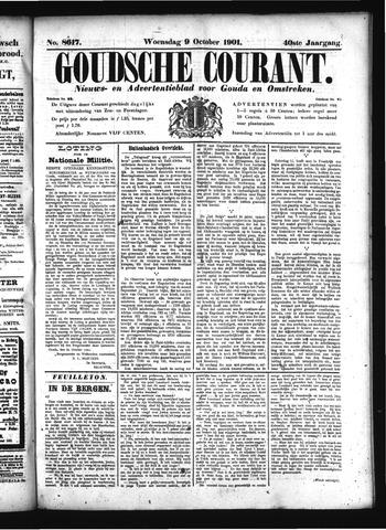 Goudsche Courant 1901-10-09