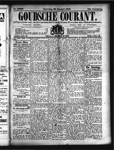 Goudsche Courant 1916-01-29