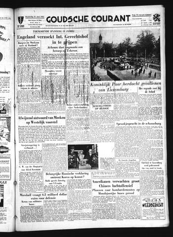 Goudsche Courant 1951-06-21