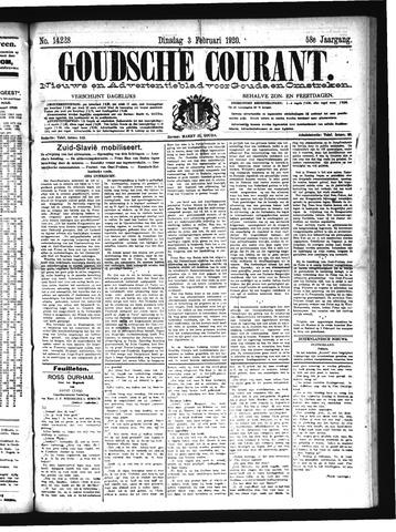 Goudsche Courant 1920-02-03