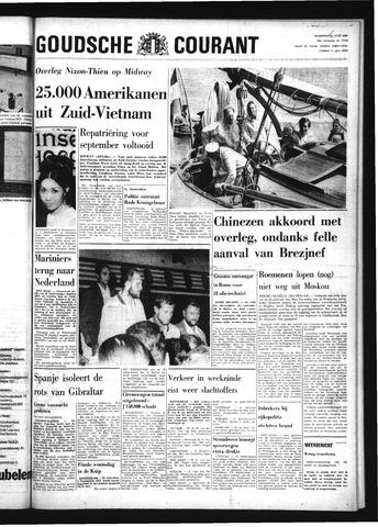 Goudsche Courant 1969-06-09