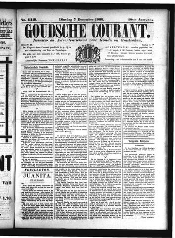 Goudsche Courant 1909-12-07