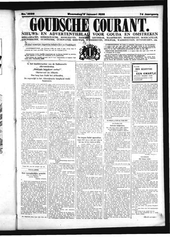 Goudsche Courant 1936-01-08