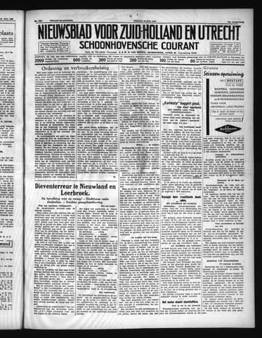 Schoonhovensche Courant 1938-07-29