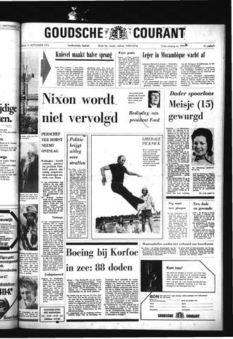 Goudsche Courant 1974-09-09
