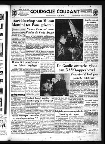 Goudsche Courant 1963-06-22