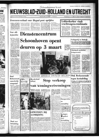 Schoonhovensche Courant 1976-02-23