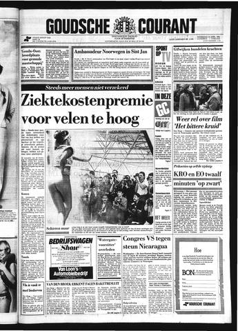 Goudsche Courant 1985-04-24