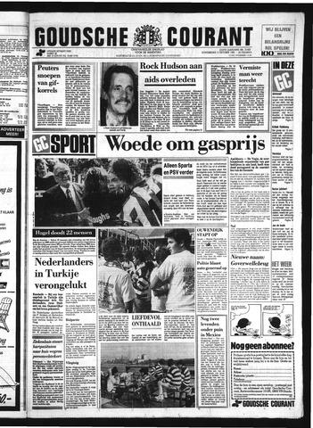 Goudsche Courant 1985-10-03