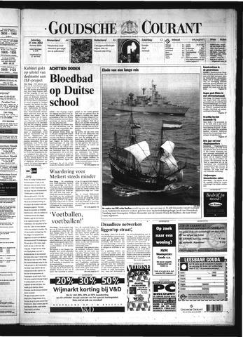 Goudsche Courant 2002-04-27