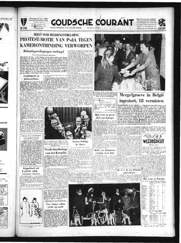 Goudsche Courant 1958-12-24