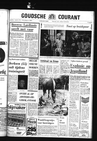 Goudsche Courant 1974-08-01