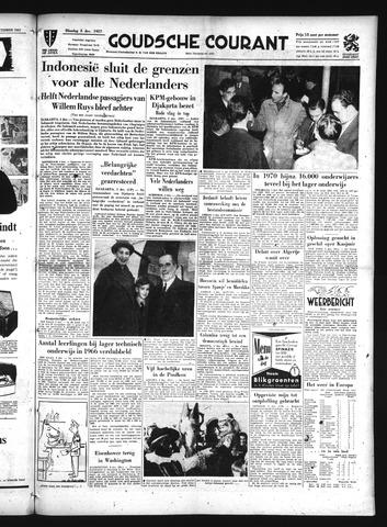 Goudsche Courant 1957-12-03
