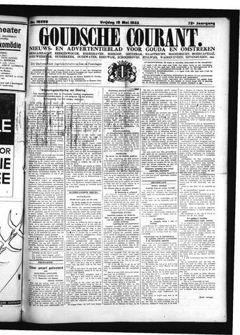 Goudsche Courant 1933-05-19