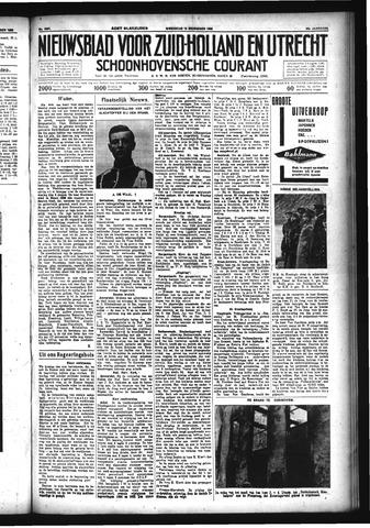 Schoonhovensche Courant 1933-12-13